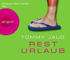 Resturlaub (4 Audio-CDs)