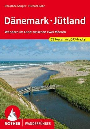 Rother Wanderführer Dänemark - Jütland
