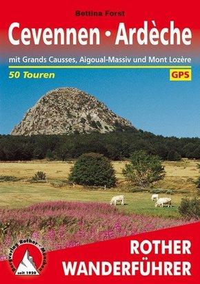 Rother Wanderführer Cevennen, Ardèche