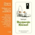 Benjamin Kiesel, 1 Audio-CD