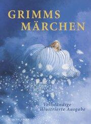 Grimms Märchen - Vollständige illustrierte Ausgabe