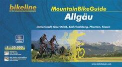 bikeline MountainBikeGuide Allgäu