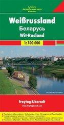 Freytag & Berndt Autokarte Weißrussland