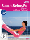 Bauch-Beine-Po intensiv mit Core-Training, 1 DVD