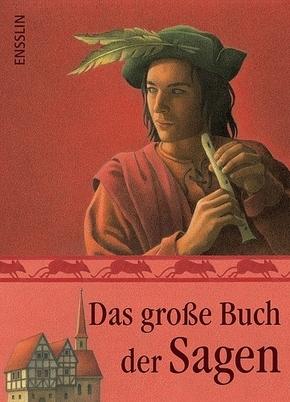 Das große Buch der Sagen