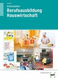 Berufsausbildung Hauswirtschaft, Arbeitsblätter
