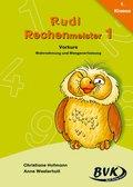 Rudi Rechenmeister: Vorkurs - Wahrnehmung und Mengenerfassung, 1. Klasse; Bd.1