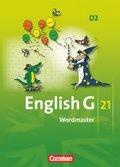 English G 21, Ausgabe D: 6. Schuljahr, Wordmaster; Bd.2