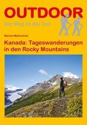 Kanada: Tageswanderungen in den Rocky Mountains