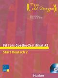 Fit fürs Goethe-Zertifikat A2, m. Audio-CD