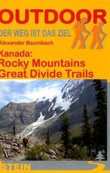 Kanada: Rocky Mountains, Great Divide Trails
