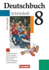 Deutschbuch Gymnasium - Allgemeine bisherige Ausgabe - 8. Schuljahr