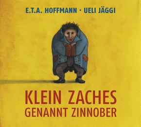 Klein Zaches genannt Zinnober, 4 Audio-CDs