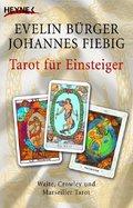 Tarot für Einsteiger, m. Rider/Waite-Tarotkarten