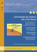 'Die Königin der Farben' von Jutta Bauer