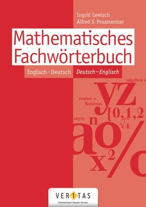 Mathematisches Fachwörterbuch, Englisch-Deutsch, Deutsch-Englisch