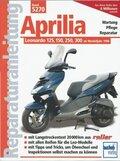 Aprilia Leonardo 125, 150, 250, 300 ab Modelljahr 1996