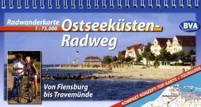 Ostseeküsten-Radweg, Von Flensburg bis Travemünde