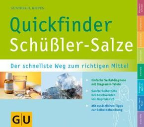 Quickfinder Schüßler-Salze