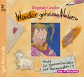 Wandas geheime Notizen, 2 Audio-CDs