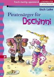 Piratenärger für Dschinni