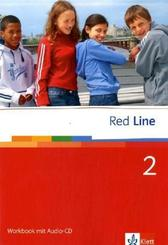 Red Line: Red Line 2, m. 1 Audio-CD