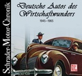 Deutsche Autos des Wirtschaftswunders