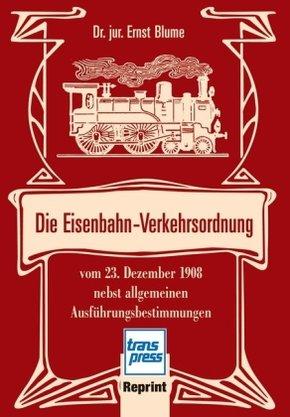 Eisenbahn-Verkehrsordnung