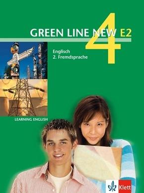 Green Line New (E2): Schülerbuch, 4. Lernjahr; Bd.4