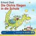 Die Olchis fliegen in die Schule, Audio-CD