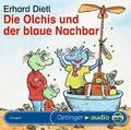 Die Olchis und der blaue Nachbar, Audio-CD
