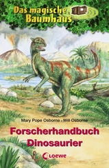 Forscherhandbuch Dinosaurier