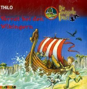 Die magische Insel - Verrat bei den Wikingern, 2 Audio-CDs