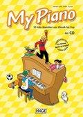 My Piano, m. Audio-CD