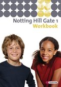 Notting Hill Gate, Ausgabe 2007: 5. Schuljahr, Workbook; Bd.1