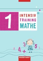 Intensivtraining Mathe, Arbeitsheft - Tl.1