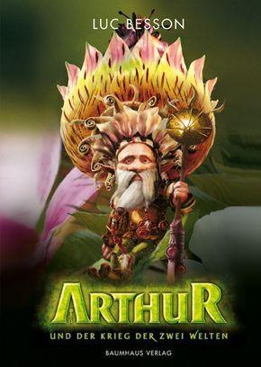 Arthur und der Krieg der zwei Welten