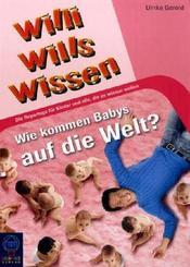Wie kommen Babys auf die Welt?