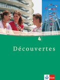 Découvertes: Schülerbuch, 4. Lernjahr; Bd.4
