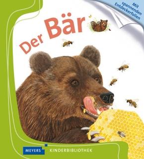 Der Bär - Meyers Kinderbibliothek