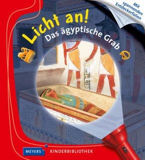 Das ägyptische Grab - Licht an! Meyers Kinderbibliothek