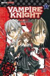 Vampire Knight - Bd.1