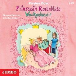 Prinzessin Rosenblüte, Wachgeküsst!, 2 Audio-CDs