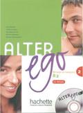 Alter ego: Kursbuch, m. Audio-CD; Bd.2