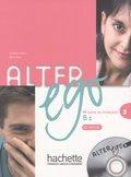 Alter ego: Kursbuch, m. Audio-CD; Bd.3