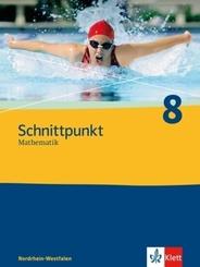 Schnittpunkt Mathematik 8. Ausgabe Nordrhein-Westfalen