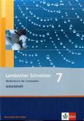 Lambacher-Schweizer, Ausgabe Nordrhein-Westfalen ab 2010: 7. Schuljahr, Arbeitsheft