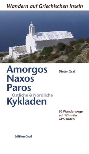 Amorgos, Naxos, Paros, Östliche und Nördliche Kykladen