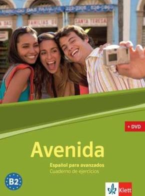 Avenida: Cuaderno de ejercicios, m. DVD