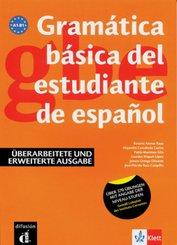 Gramática básica del estudiante de español, Deutsche Ausgabe